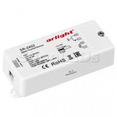 Диммер SR-2402 (12-36V, 96-288W, Metal-Touch) SL014041