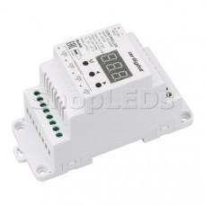 Контроллер SMART-K3-RGBW (12-36V, 240-720W, DIN)