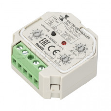 INTELLIGENT ARLIGHT Конвертер RF-сигнала DALI-307-DIM-IN (DALI-BUS, RF, PUSH)