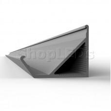 Алюминиевый профиль угловой