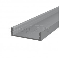 Профиль накладной алюминиевый 2807-2 2 м REXANT