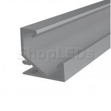Профиль угловой алюминиевый 1717-2 2 м REXANT