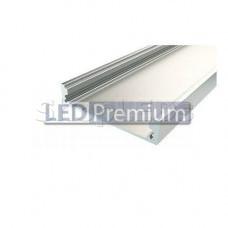 Профиль накладной алюминиевый LP-1050-2 Anod