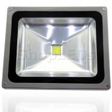 Светодиодный прожектор 50W, IP65, 220V, белый