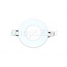 Светодиодная панель BRL-T-90-3W (белый круг, 3W, 90x13mm) (белый 6000K)