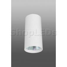 Накладной светодиодный светильник DM-181 (25W, 4100K, 100*200, белый корпус)