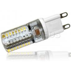 Светодиодная лампа DL220-G9-5W (220V, 5W, 230 lm) (теплый белый 3000K)