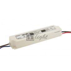 Блок питания для светодиодных лент 24V 20W IP65